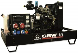 Внешний вид Pramac GBW 15 P (трехфазный)