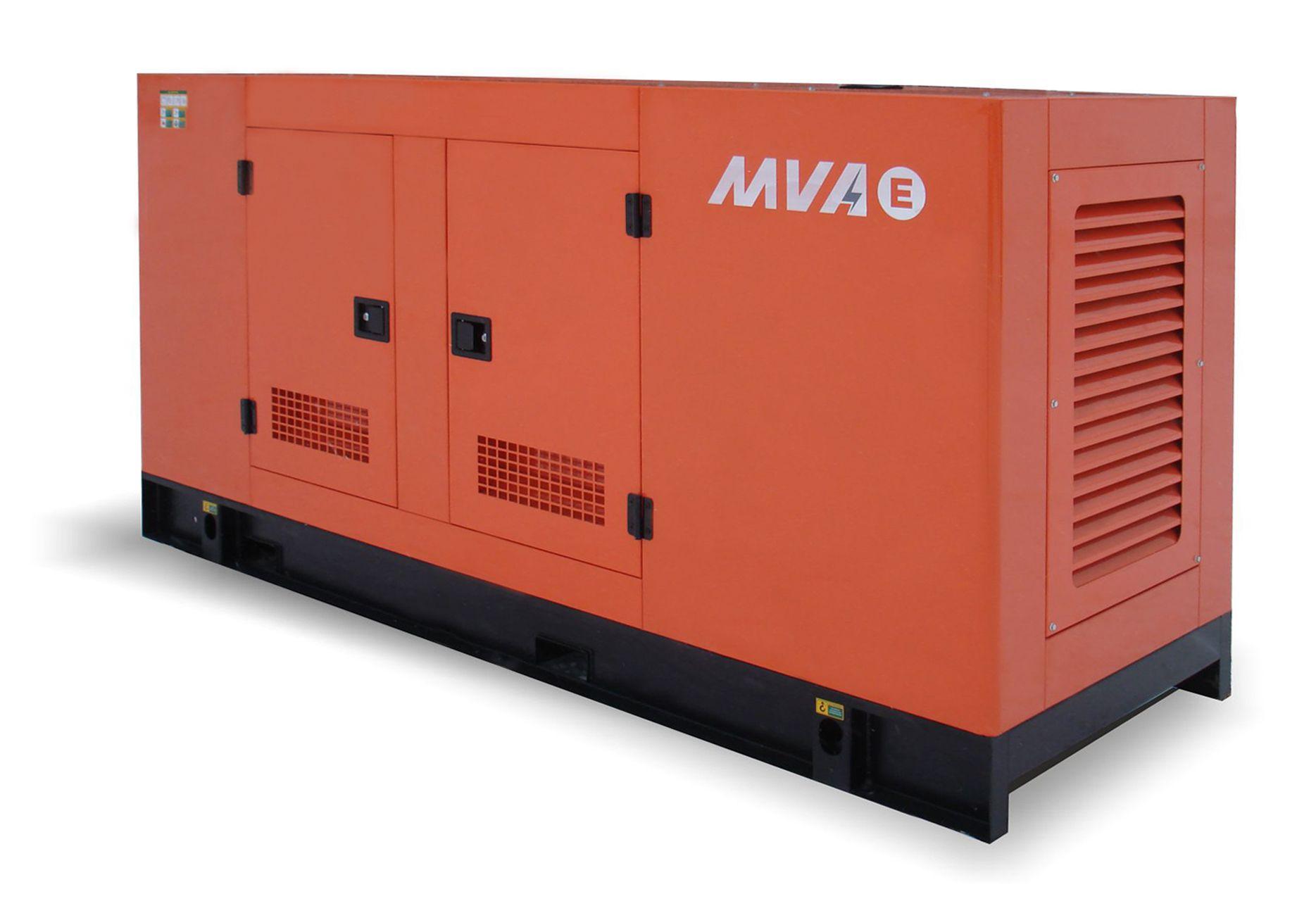 Внешний вид MVAE АД-240-400-РК в кожухе