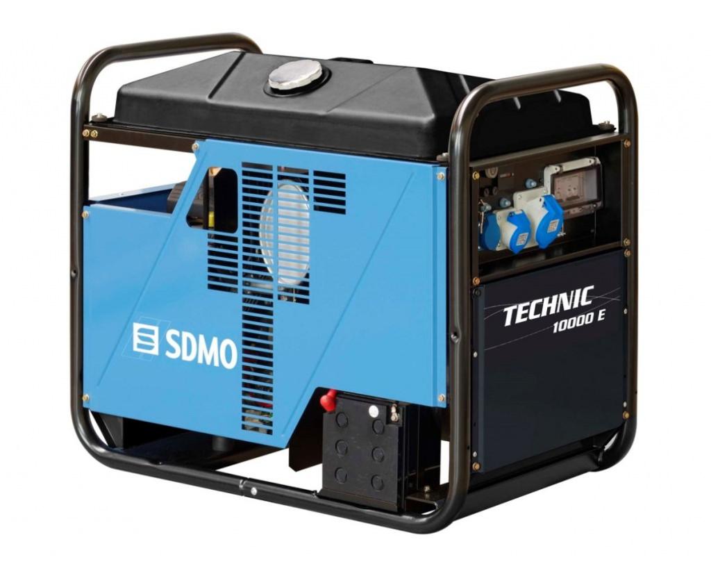 Внешний вид SDMO TECHNIC 10000 E