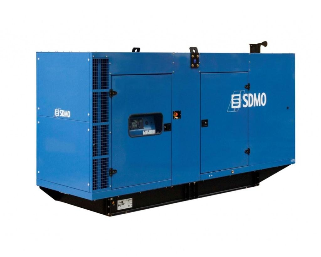 SDMO V550 в кожухе