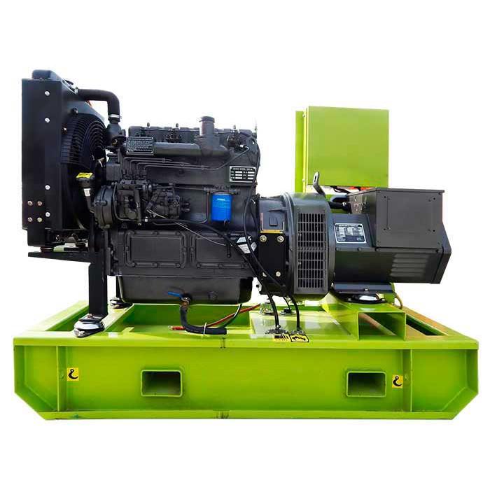 Дизельная электростанция MOTOR АД-20-Т400 открытая на раме