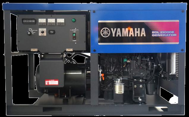Внешний вид YAMAHA EDL 21000 E