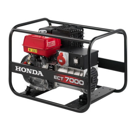 Внешний вид Honda ECT 7000