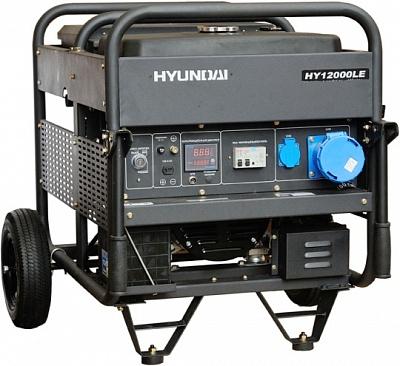 Внешний вид Hyundai HY 12000 LE с автозапуском