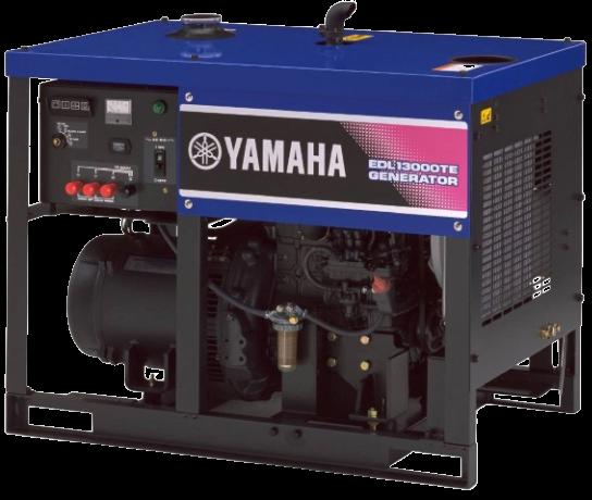 Внешний вид YAMAHA EDL 13000 TE