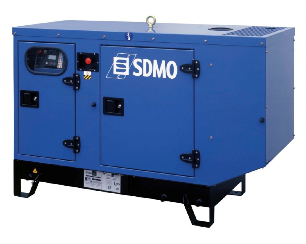 SDMO K27 в кожухе