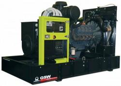 Внешний вид Pramac GSW 650 V