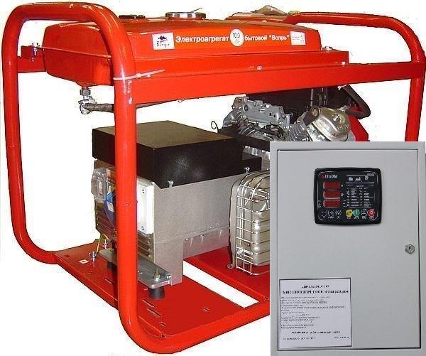 Вепрь АБП 10-230 ВХ-БСГ с автозапуском