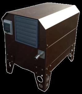 Бензогенератор MITSUI ECO ZM 9500 E-3 в контейнере
