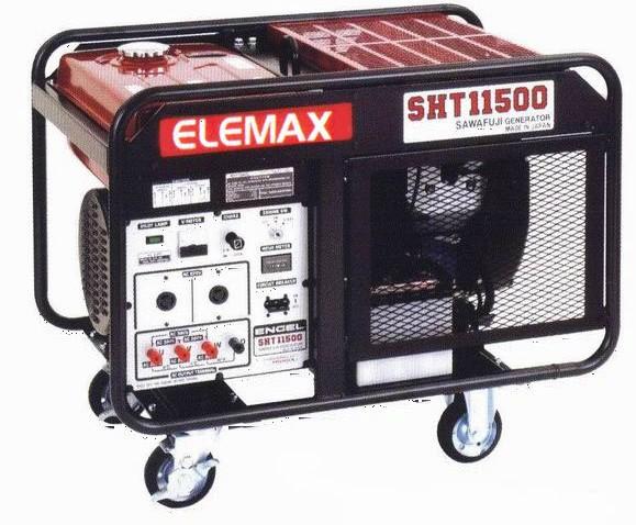 Бензогенератор Elemax SHT 11500