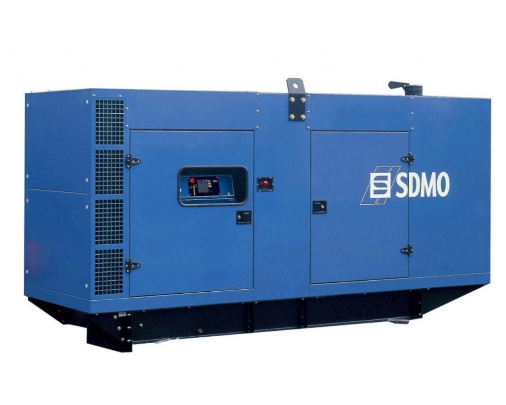 SDMO D275 в кожухе