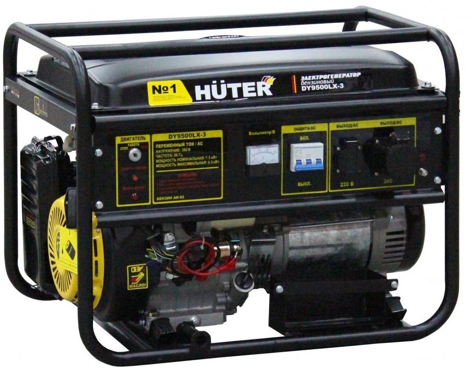 Внешний вид Huter Huter DY 9500 LX-3