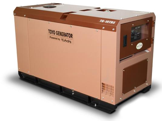 Внешний вид TOYO TG-19 TBS в шумозащитном кожухе