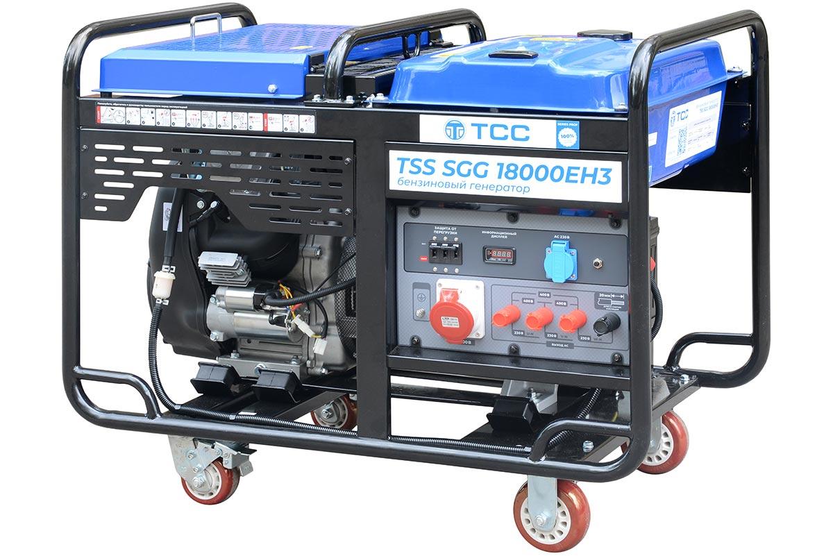Внешний вид TSS SGG 18000EH3