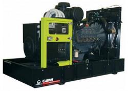 Внешний вид Pramac GSW 150 P