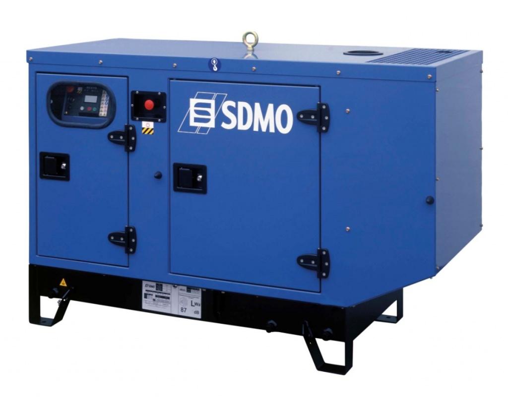 SDMO PACIFIC  Т12К в кожухе
