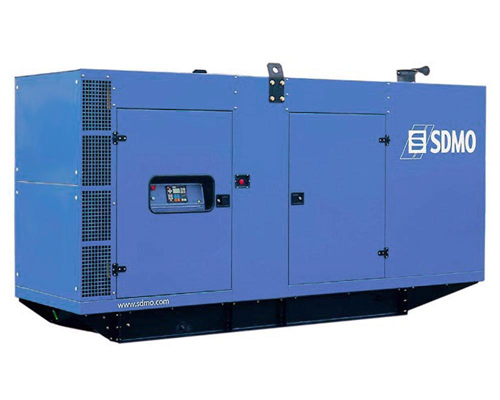 Аренда генератора 240-250 кВт