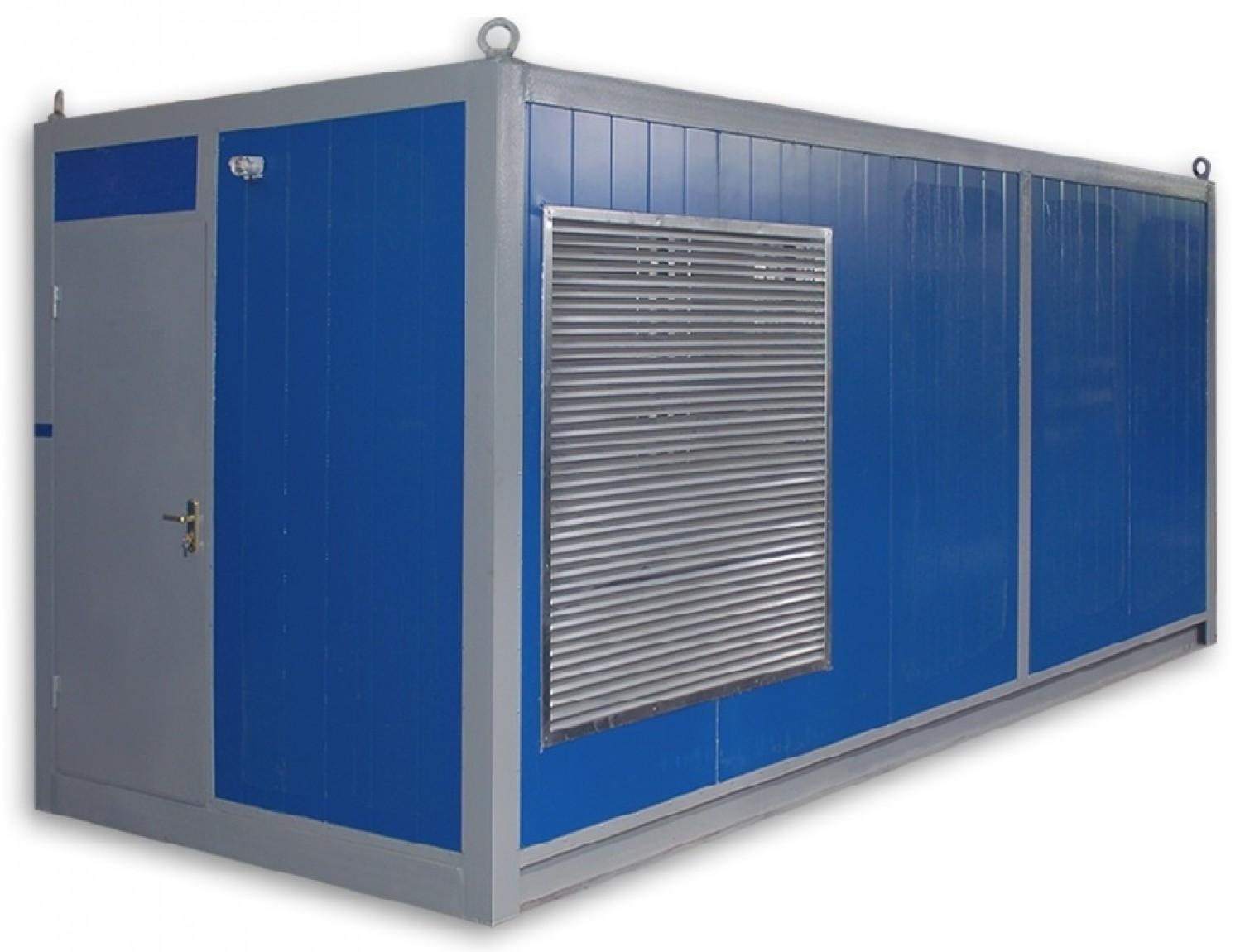 Внешний вид Азимут АД-550-Т400-1РН в контейнере